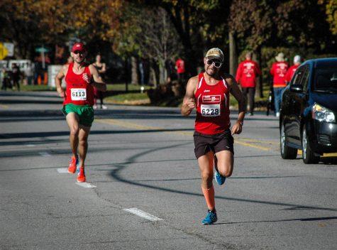 Hamilton Memorial Fall Frolic Run