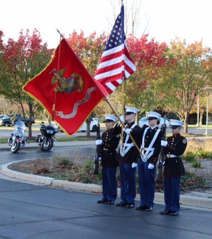 PNW Veteran's Day Commemoration