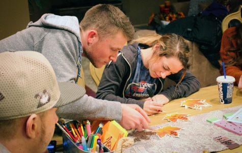 Freshmen lead cancer awareness organization