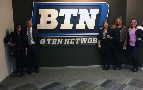 PNW's broadcast team takes BTN