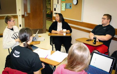 Faculty member shows spirit and success