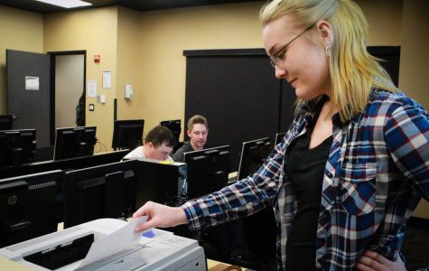 Printing system update: Students print for free
