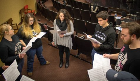 PNW choir auditions