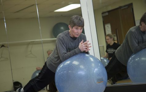 Fitness director's dedication to health and PNW