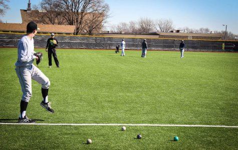 PNW baseball starts spring season