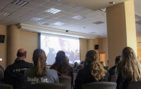 Honors college helps student show documentary to community