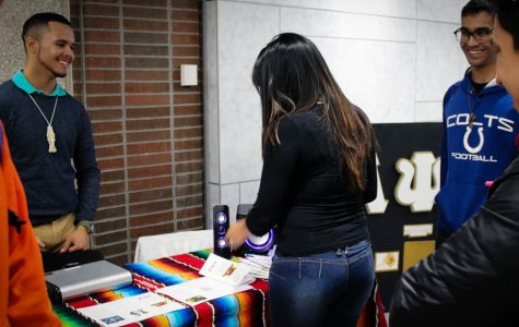Alpha Psi Lambda educates on Dia De Los Muertos