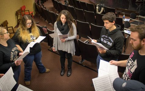 PNW choir auditions