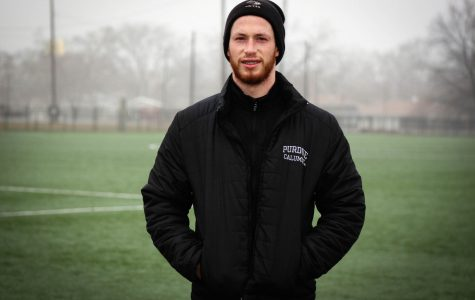 Men's goalkeeper makes PNW athletics history