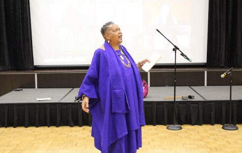 Former Black Panther and artist comes to PNW