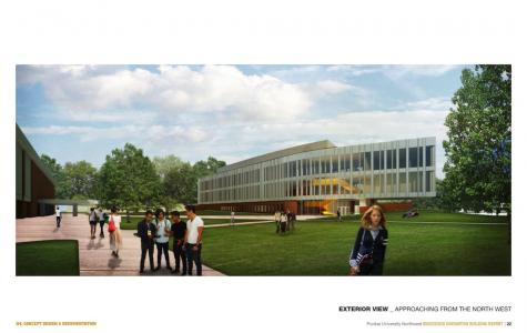 Hammond's first new academic building since '97