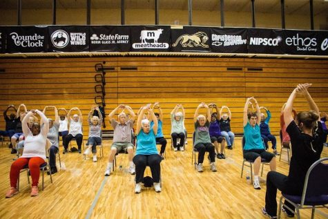 Silver Sneakers seniors show exercise is for everyone