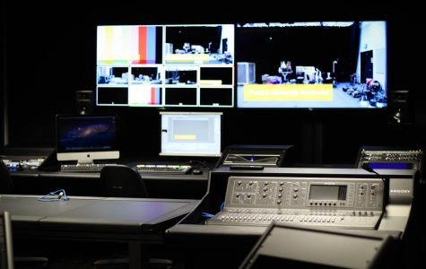 New equipment gives communication studio a fresh look
