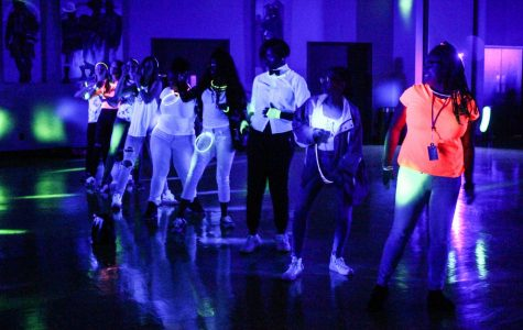 Gallery: Blacklight Dance