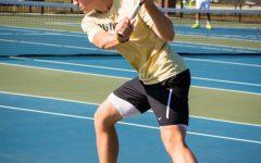 Gallery: Men's Tennis Match vs Judson