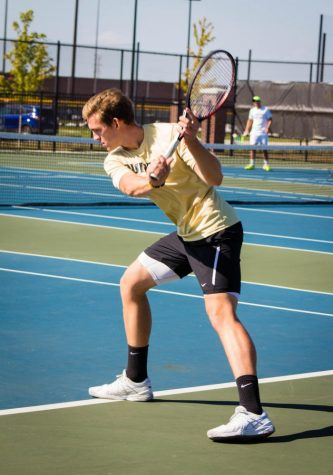 Gallery: Men's Tennis Match vs Judson