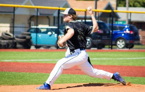 Gallery: Baseball Game vs Ancilla College