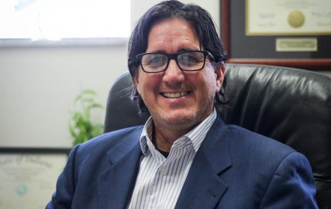 Enthusiastic professor enriches education