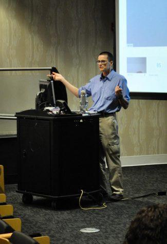 'Is hate speech free?': Lecture on hate speech debate