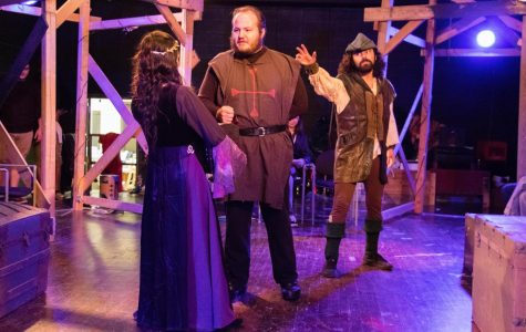 Gallery: 'The Somewhat True Tale of Robin Hood' play rehearsal
