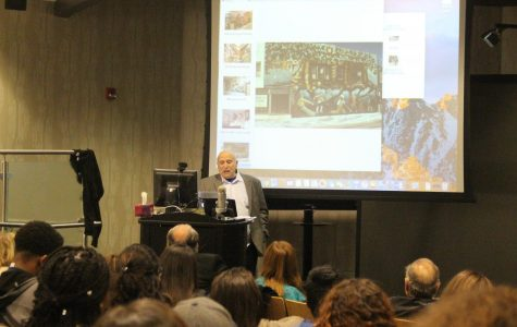 Lecture explores Midwestern Mexican art