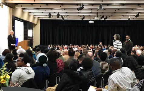 District Judge speaks at MLK Day celebration