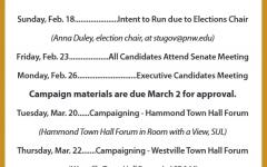 SGA election cycle to begin