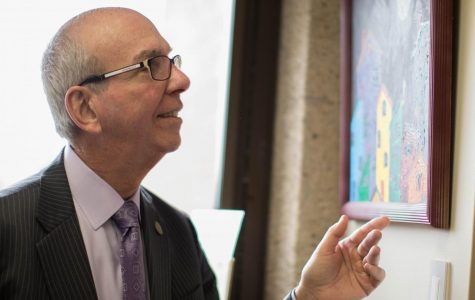 Keen on Keon: a look at PNW's chancellor