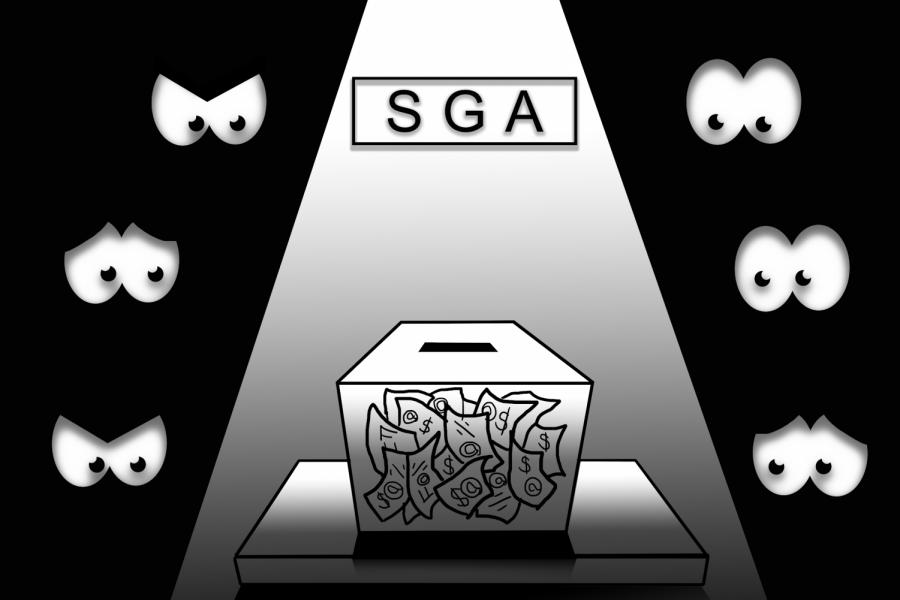 Editorial: SGA incommunicado during election confusion