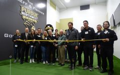 FRC recieves new golf center