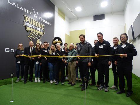 FRC recieves new golf center