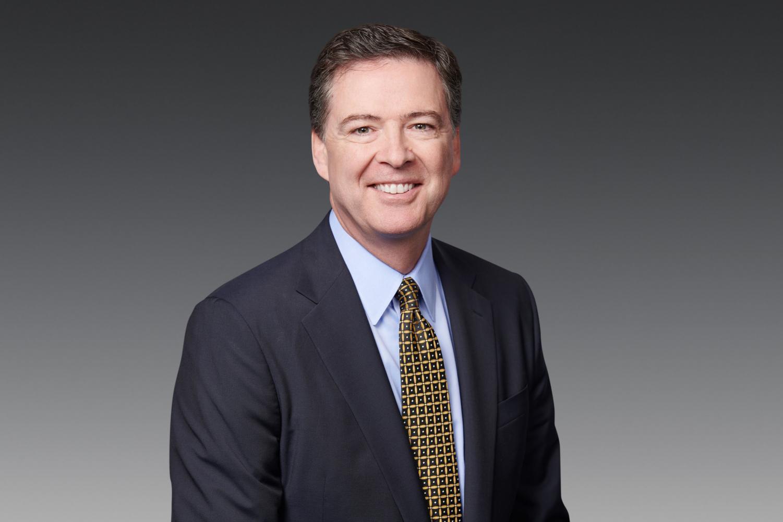 James Comey, former FBI director