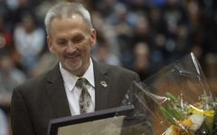 Athletics mourns men's b-ball coach