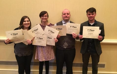PNW journalists recognized for reporting