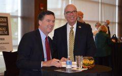 Former FBI director opens 65th year of Sinai Forum