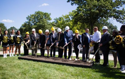 Breaking ground: Ceremony held for first Hammond campus building in 21 years