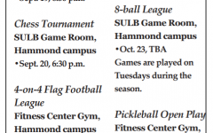 Intramural Sports Fall 2018 Preview