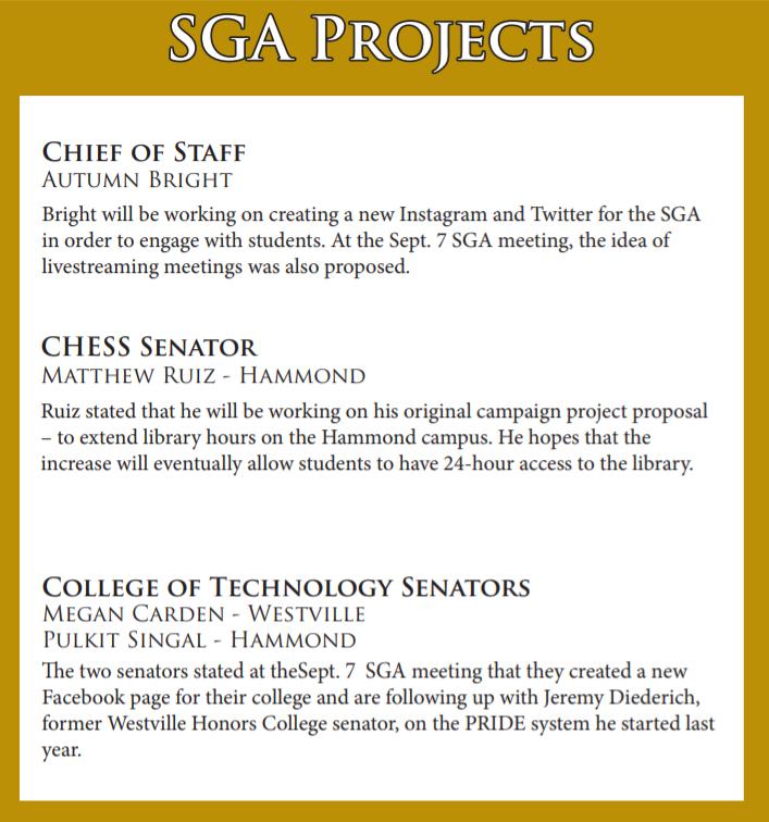 SGA discusses budget concerns