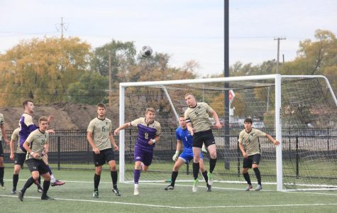 Soccer loses in first-ever GLIAC playoff match, ends season