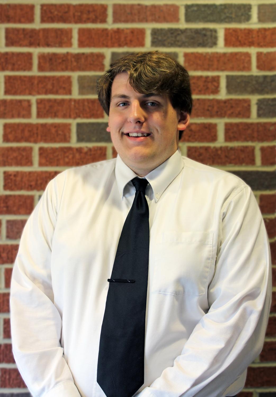 James Schooley, SGA president
