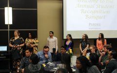 PNW recognizes student leaders, SGA announces election results