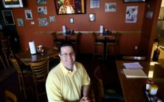 Danny Zunica, owner and operator of Danny Z's restaurant in Munster. Like many restaurants in The Region and across the country, Danny Z's has been affected financially by the COVID-19 pandemic. Source: NWI Times